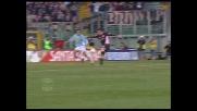 Sinistro al volo, super goal di Zauli contro la Lazio