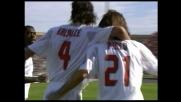 Sinistro d'autore, Pirlo regala il goal vittoria al Milan
