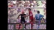 Sinistro di Cesar contro il Perugia: palla a lato!
