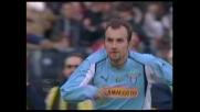 Sinistro sul primo palo, il goal di Rocchi contro il Bologna