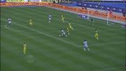 Sinistro teso di Zarate, il palo salva il Chievo dal goal