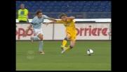Siviglia spinge Floro Flores in area: rigore per l'Udinese a Roma!