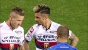 Izzo espulso per fallo su chiara occasione da goal: rigore per il Sassuolo