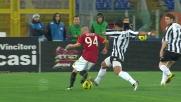 Slalom vincente di Menez che realizza un gran goal contro l'Udinese