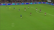 Sneijder calcia col destro, ma Storari salva il Milan nel derby