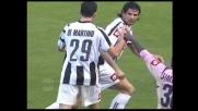 Solo Fontana nega il goal a Iaquinta con una gran parata
