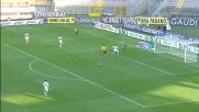 Solo il palo ferma lo show di Di Michele contro il Genoa