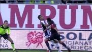 Sombrero di Isla! Che assist a Borriello in Cagliari-Udinese