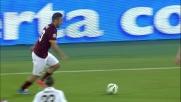 Sorensen subisce il tunnel di Totti