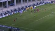 Soriano sotto porta non sbaglia e sigla il goal del raddoppio contro l'Udinese