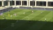 Sorrentino sbaglia il rinvio ma viene salvato dalla difesa del Palermo