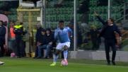 Sorrentino si allunga e para la conclusione dal limite di Keita in Palermo-Lazio