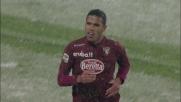 Sotto la neve Jonathas trova la deviazione giusta e segna il goal vittoria contro la Lazio