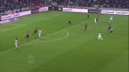 Sottoporta Matri è implacabile e segna il goal che vale la doppietta al Genoa