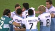 Spettacolo Parolo: goal vittoria dalla trequarti contro il Parma