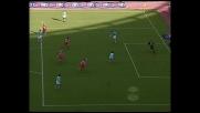 Stankovic calcia alto da ottima posizione contro il Perugia