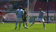 Stefano Mauri porta in vantaggio la Lazio al San Paolo