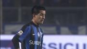 Stendardo sfiora la rete contro la Lazio