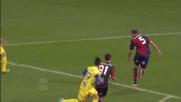 Stoian segna e chiude la partita al Luigi Ferraris contro il Genoa