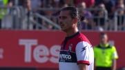 Stoian sorprende il Cagliari da lontano: è il goal della bandiera per il Crotone