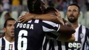 Stop e goal da manuale per Vidal allo Juventus Stadium