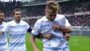 Strepitoso goal dell'ex in acrobazia per Ciro Immobile contro il Torino!