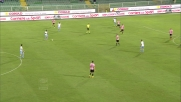Finta, dribbling e goal di Djordjevic a Palermo