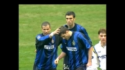 Su rigore Vieri apre le marcature contro il Verona