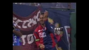 Suazo come un rapace, goal di rapina in Cagliari-Siena!