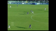 Suazo letale in contropiede per la Fiorentina: goal del vantaggio del Cagliari
