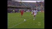 Suazo mette un tiro-cross pericoloso, ma niente goal in Cagliari-Treviso