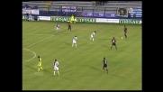 Suazo sbaglia un goal fatto contro il Siena