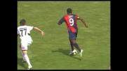 Suazo segna un gran goal in coast to coast contro il Palermo