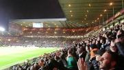 Sugli spalti del Celtic Park non ci si tira indietro