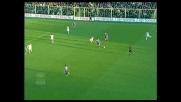 Sul secondo palo sbuca Jorgensen e la Fiorentina torna in vantaggio sul Milan