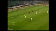 Sul tiro di Totti il Milan si salva grazie al palo