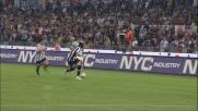 Super azione personale di Kolarov: Buffon gli nega il gran gola
