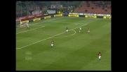 Super goal di Pulzetti che porta in vantaggio il Livorno a San Siro contro il Milan