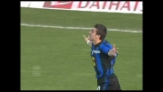 Super goal di Ventola contro il Milan: palla sotto l'incrocio e Atalanta in vantaggio