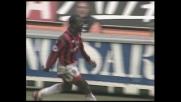 Super goal di Weah alla Sampdoria! Esplode San Siro