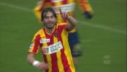 Super Munari! Il Lecce segna il goal del pareggio a Brescia