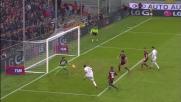 Super riflesso di Perin sul tiro di Martinho, poi Zaccardo sbaglia un goal fatto
