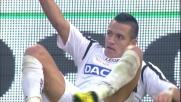 Super Sanchez contro il Genoa, ma è troppo egoista e prende il palo!