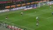 Superlativo goal di Nocerino con il sinistro al volo