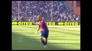 Il goal di Di Vaio vale il raddoppio del Genoa sul Cagliari