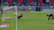 Balzano salva la porta del Cagliari negando la rete alla Lazio