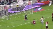 La Juventus si porta in vantaggio allo Juventus Stadium con il goal di Marchisio