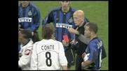 Conte e Morfeo salutano il derby d'Italia: espulsi!