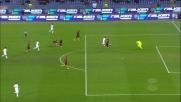 Szezesny stende Lapadula: il Milan conquista un calcio di rigore a Roma