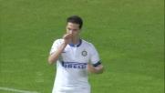 Il goal di Hernanes punisce il Livorno allo stadio Armando Picchi